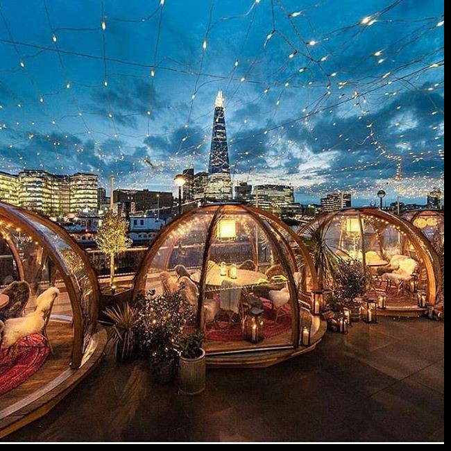 #london #restaurant #restaurantdesign #camp #livingmybestlife